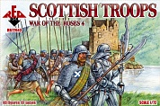 RB72043 Фигуры War of the Roses 4. Scottish troops
