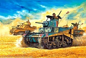 13270 Танк  M3 Stuart Honey
