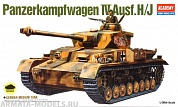 13234 Танк  GERMAN PANZER IV H/J