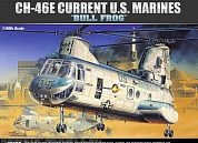 "12283 Вертолёт CH-46E Current U.S. Marines ""Bull Frog"""