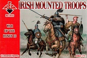RB72055 Фигуры War of the Roses 10. Irish Mounted Troops