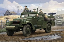 82451 БТР M3A1 Scout Car 'White' Early Version