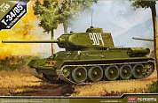 "13290 Танк  T-34/85 ""№112 Factory Production"""