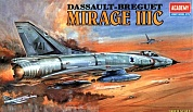 12247 Самолет  MIRAGE III-C FIGHTER