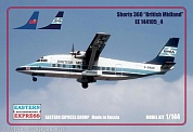 ЕЕ144105_4 Short-360 British Midland