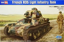 83806  Танк French R35 Light Infantry Tank 1/35