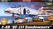 12232 Самолёт  F-4B Sundowners