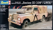 "03246 Автомобиль British 4x4 Off-Road Vehicle""109"