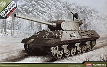 "13501 Танк  M36/M36B2 US Army   ""Battle of the Bulge"""