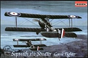 Rod407 Самолёт SOPWITH 1 1/2 STRUTTER COMIC FIGHTER