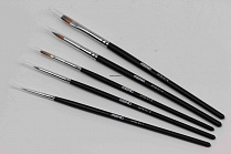 MTS-010 Set of brushes 5pcs