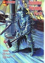 72090MR Фигуры Zombie Pirates part 2 1/72