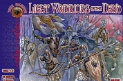 ALL72011 Фигуры Light Warriors of the Dead 1/72