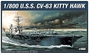 14210 Корабль  USS CVN-63 KITTY HAWK
