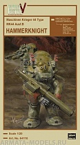 64110 Робот ROBOT BATTLE V (FIVE) Maschinen Krieger 44 TYPE MK44 Ausf.B HAMMERKNIGHT