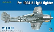 7439 Самолет Fw 190A-5 Light Fighter (2 cannons)