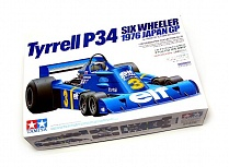 20058 Tyrrell P34 Six Wheeler - w/Photo Etched Parts