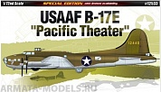 12533 Самолёт  USAAF B-17E Pacific Theater