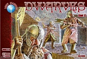 ALL72008 Фигуры Dwarves set 2 1/72
