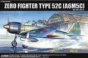 12493 Самолет  A6M5c Zero Fighter type 52c