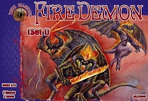 ALL72035 Фигуры Fire Demon set 1 1/72