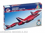 "1303ИТ Самолет HAWK T1A ""Red Arrows"""