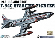 КН80101 Самолет F-94C Starfire Fighter  US Airforce