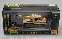 36215 Танк  TIGER 1 Middle type sPzAbt.509, Russia 1943