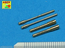ABR-A32-006  Дополнения для  Set of 2 barrels for German 13mm aircraft machine guns MG 131 (middle type)  для  1/32