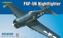 84133 Истребитель F6F-5N Nightfighter
