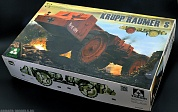 2053 WWII German Super Heavy Mine Cleaning Vehicle Krupp Raumer S