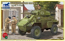 CB35081 Бронеавтомобиль Humber Armored Car Mk/IV (Bronco Models) 1/35