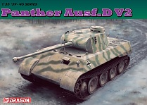 6822Д ТАНК PANTHER Ausf.D V2