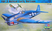 80338 Самолёт F6F-3 Hellcat Early Version