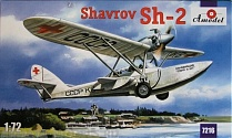 AM7216 SHAVROV - 2 FLYING BOAT