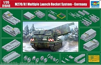 01046 САУ  M270/A1 Multiple Launch Rocket System - Germany