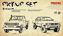 VS-007   PICKUP SET 1/35