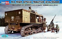 82407 Танк M4 (3-in./90mm) Tractor