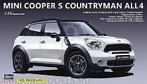 24121 Автомобиль  BMW mini cooper countryma