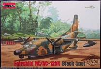 Rod058 Самолёт Fairchild NС/AC-123K Black Spot