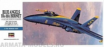 00440 Самолет Blue Angels F/A-18A