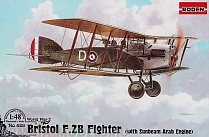 Rod429 Самолёт BRISTOL F.2B FIGHTER (WITH SUNBEAM ARAB ENGINE