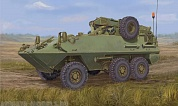 01506 Бронетранспортер  Canadian Husky 6x6 APC (Improved Version)