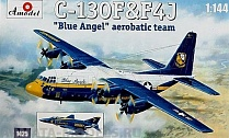 "АМ1425 C-130&F4J ""Blue Angels"""