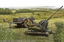 80148 ЗУ 2cm Flak38 Late Version/Sd. Ah 51 1/35