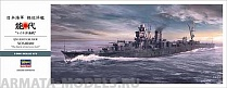 40084 Корабль  IJN LIGHT CRUISER NOSHIRO  THE BATTLE OF THE LEYTE GULF