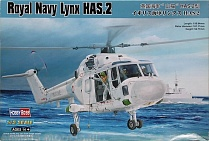 87236 Вертолет Royal Navy Lynx HAS.2