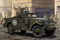 "82452 БТР U.S. M3A1 ""White Scout Car"" Late Production"