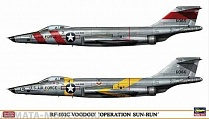 01953 Самолёт RF-101C VooDoo Operation Sun Run Limited Edition