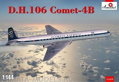 АМ1449 Comet 4B Olympic Airways Amodel